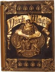 Ужасы Анимированная Книга заклинаний темной магии декорация