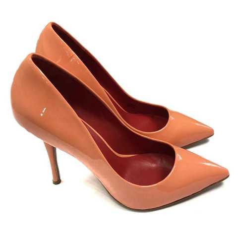 Туфли CHARLEZ JOURDAN яркие 41 размер, новые