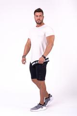 Мужская футболка Nebbia 140 light brown