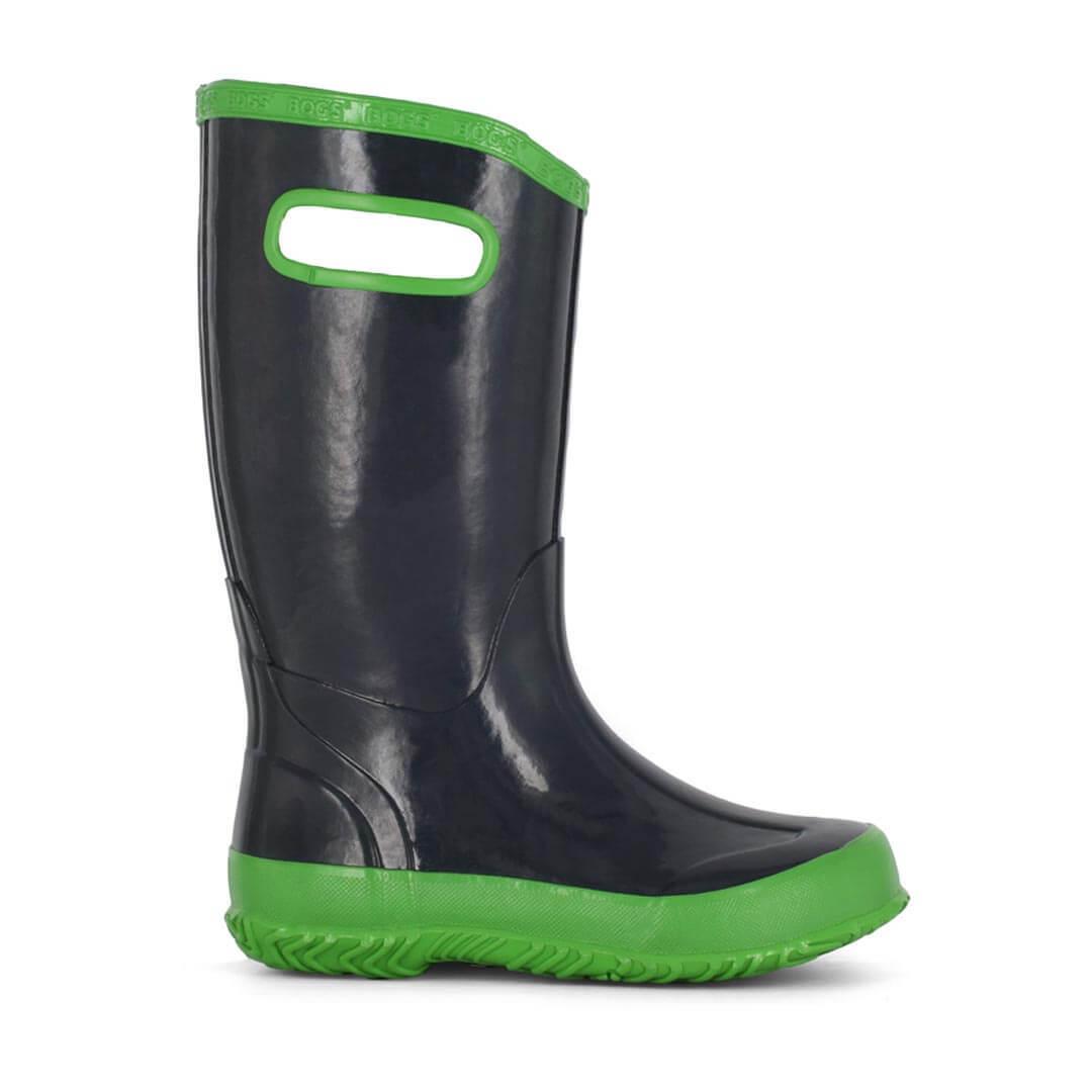 Сапоги детские Bogs Rainboot Solid Navy