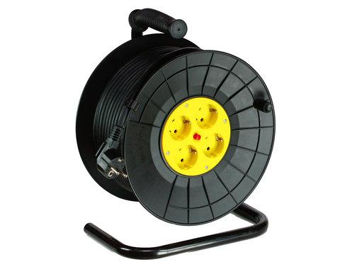Удлинитель Forte 40-3x2.5Rubber