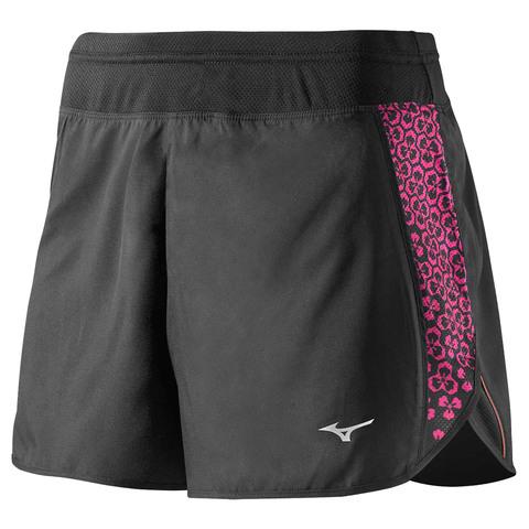 Женские спортивные шорты Mizuno DryLite Core Square 4.0 (J2GB5706 95) черные