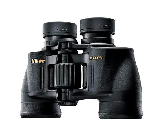 Бинокль Nikon Aculon A211 7x35 с центральной фокусировкой