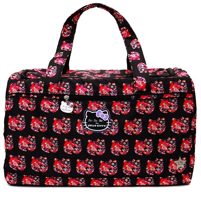 #Сумка для путешествий Ju-Ju-Be Starlet Hello Kitty Hello Perky