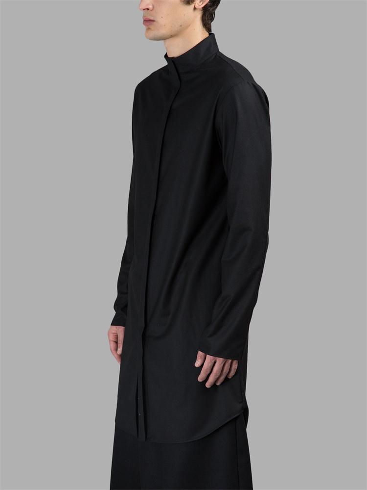 Удлиненная рубашка «ALODO»