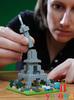 Nanoblock - Эйфелева Башня