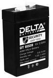 Аккумулятор Delta DT 6028 ( 6V 2,8Ah / 6В 2,8Ач ) - фотография