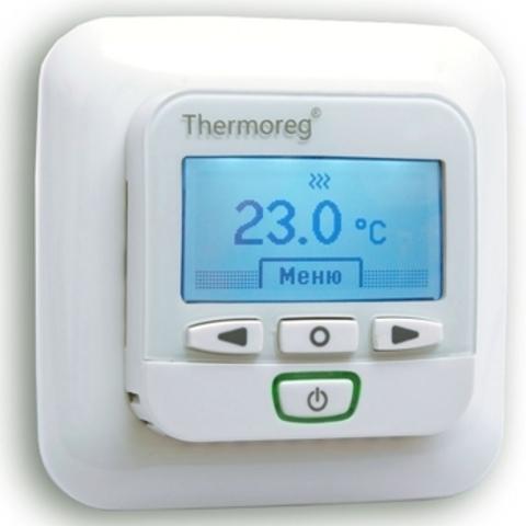 Терморегулятор Thermo Thermoreg TI 950 (програм. с ЖК дисплеем/ мон. Электр.)