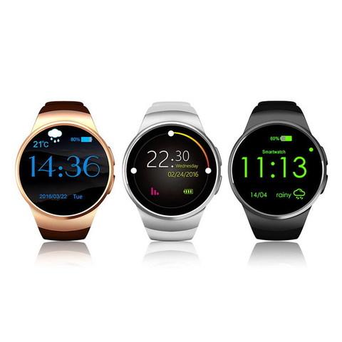 Умные часы телефон Smart Watch KingWear KW18