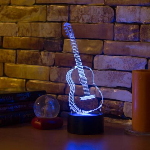 Лампа Гитара