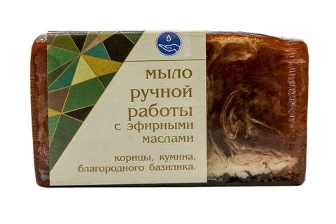 Melta Мыло ручной работы с эфирными маслами Корица 100гр