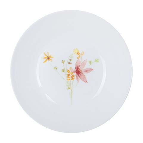 Тарелка суповая Luminarc Camomillia 20 см (P0549)