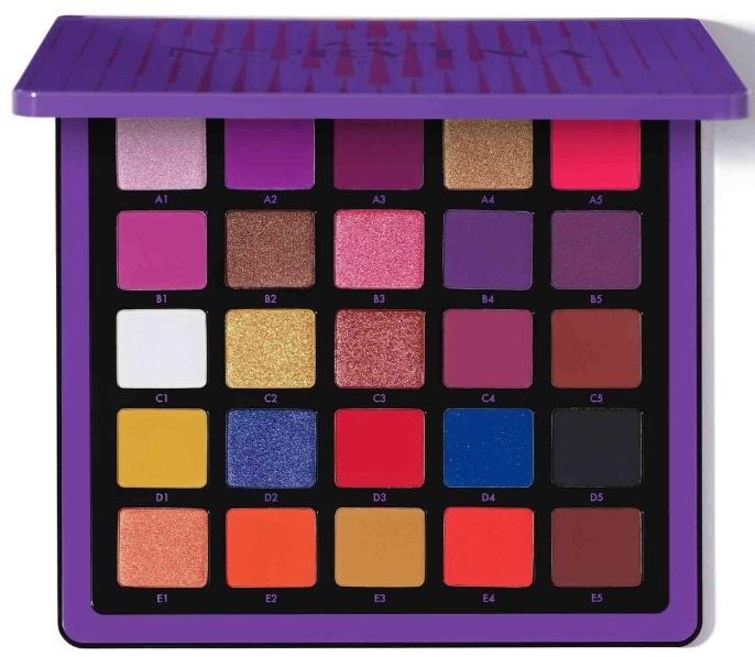Anastasia Beverly Hills Norvina Pro Pigment Palette Vol. 1 палетка теней