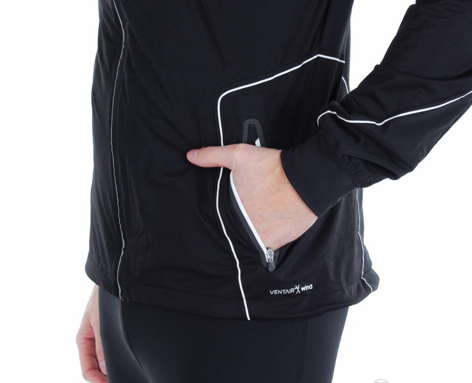 Профессиональный мужской костюм для беговых лыж Craft High Function ZIP 1902269-9900-1902368-9900 черный