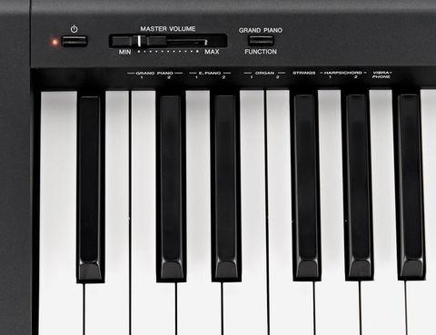 Цифровое пианино Yamaha P-45 с крестообразной стойкой — Digital piano