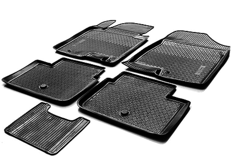 Автомобильный коврик Carmega Hyundai I30 2011 - фото 2