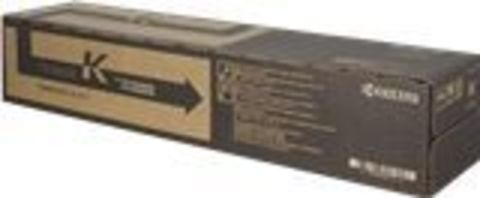 Kyocera TK-8600K - черный тонер-картридж для принтеров Kyocera FS-C8600DN, C8650DN. Ресурс 30000 страниц.