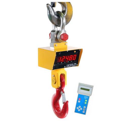 Весы крановые ТОПАУ ВА 16-5000 с ПДУ-9