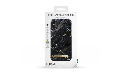Чехол iDeal of Sweden Port Laurent Marble IPhone X