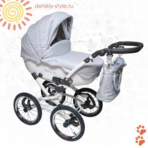 """Коляска Stroller B&E """"Maxima Lux"""" 2в1"""