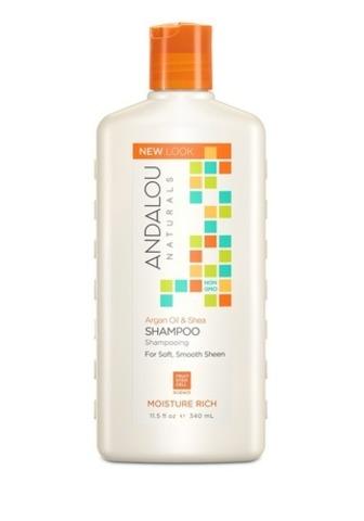 Шампунь для увлажнения волос Andalou Naturals | Коллекция