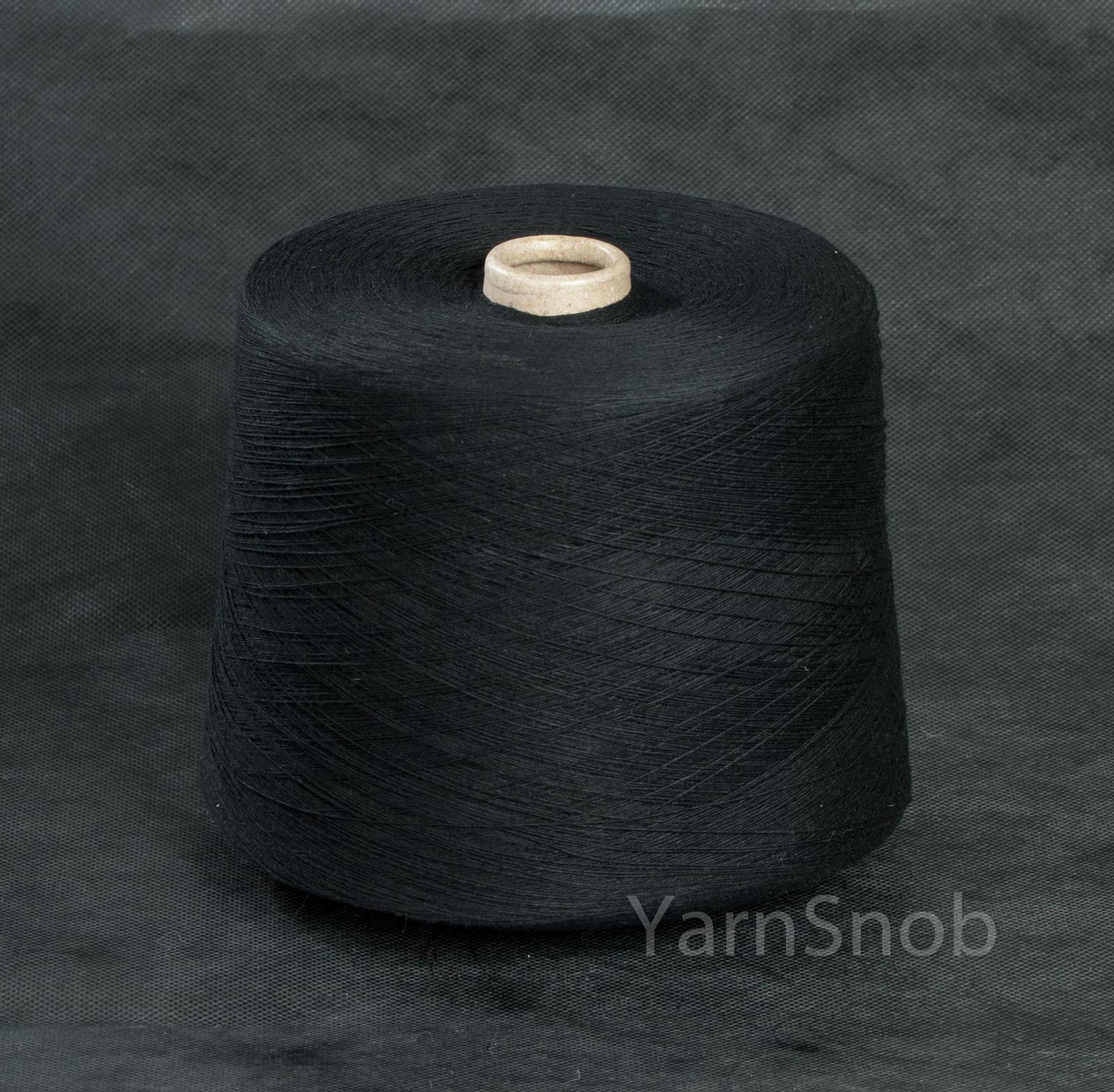 16839-Basic, смесовая пряжа, черный