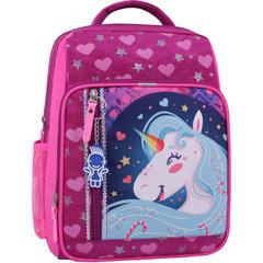 Рюкзак школьный Bagland Школьник 8 л. 143 малиновый 504 (0012870)