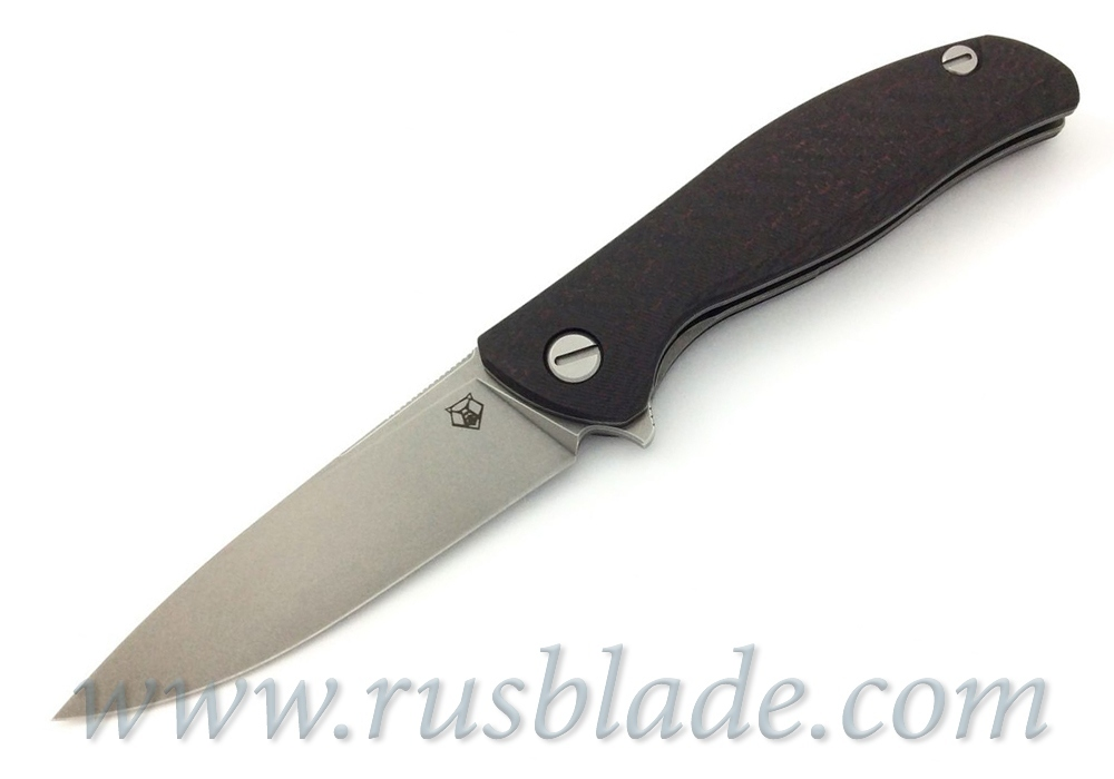 Shirogorov F3R M390 Red CF MRBS