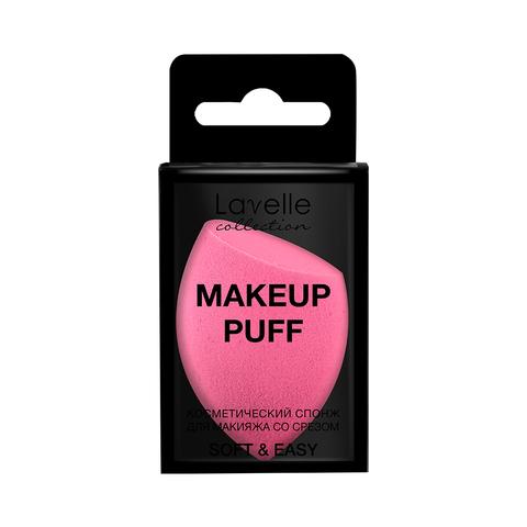 LavelleCollection С013 Спонж косметический для макияжа фигурный  скошенный