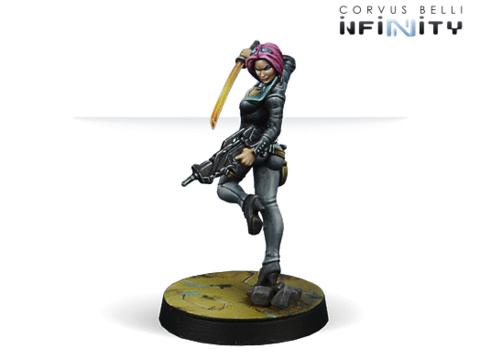 Miranda Ashcroft, Authorized Bounty Hunter (Combi Rifle)
