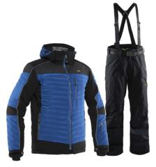 8848 ALTITUDE TERBIUM BASE мужской горнолыжный костюм синий