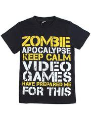 BK003-26 футболка детская, темно-серая