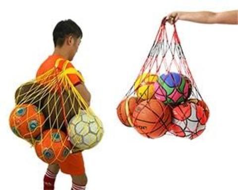 Купить сетки для хранения и переноса мячей