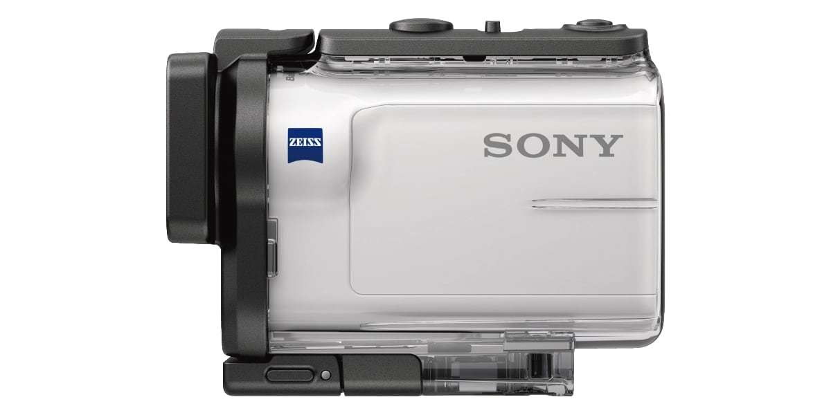 Экшн-камера Sony HDR-AS300R в боксе