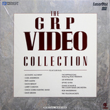 Сборник / The GRP Video Collection (LD)