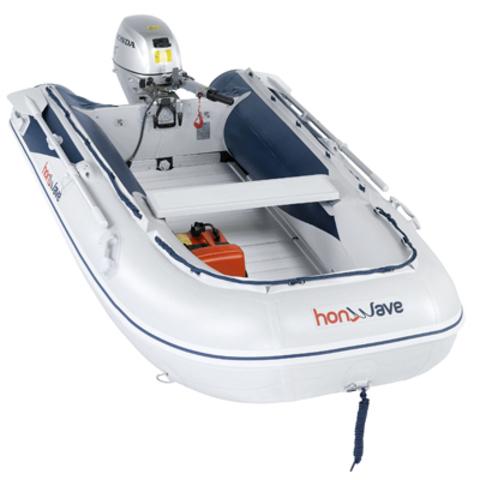 Надувная лодка HonWave T30 AE2