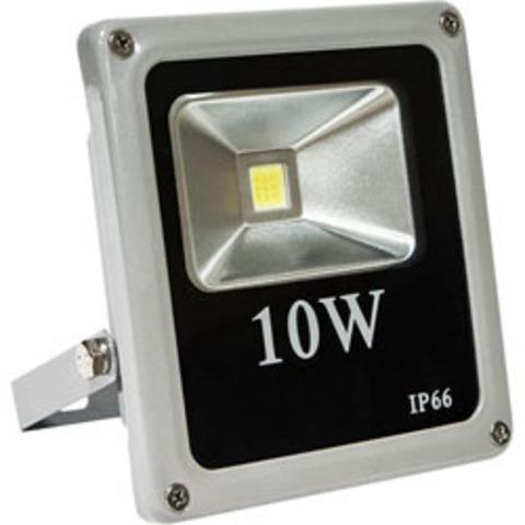 Светодиодный прожектор Feron LL-271, 1LED*10W - синий,  230V,