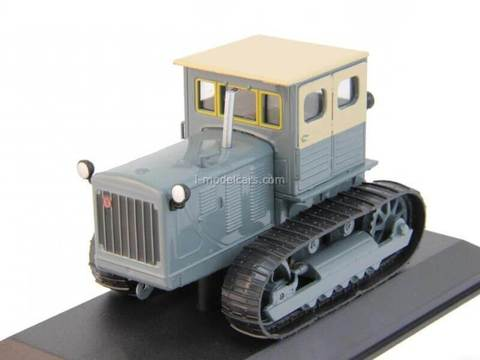 Tractor Stalinets-80 1:43 Hachette #45