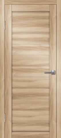 Дверь Дверлайн Грация-1, цвет барон светлый, глухая