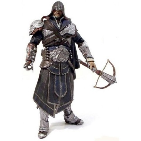 Assassin's Creed Brotherhood — Ezio Onyx Hooded Costume