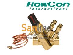 Регулятор перепада давления FlowCon EDP Ду15 Динамический Комплект без ниппелей