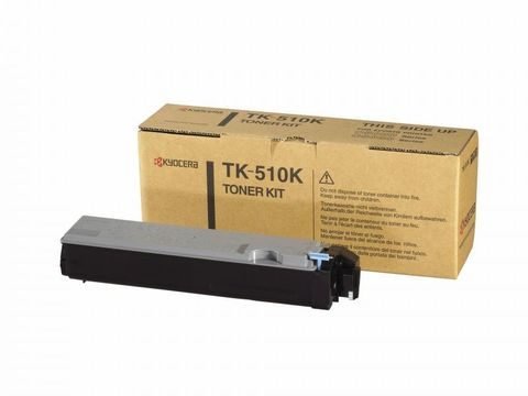 Kyocera TK-510K Тонер для FS-C5020/5025N/5030N Black (8 000 стр. При 5% заполнении)