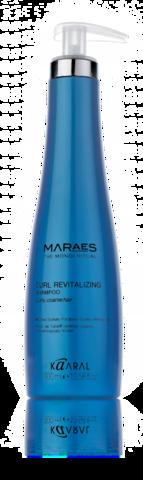 Шампунь Марэс Каарал востанавливающий для вьющихся волос 300мл