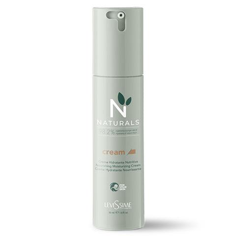 Крем для лица увлажняющий и восстанавливающий Levissime Naturals Cream 50мл