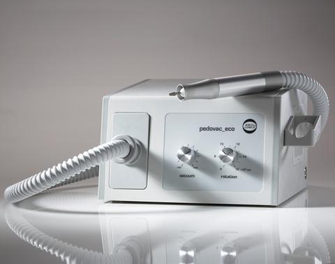 Педикюрный аппарат с пылесосом IONTO PEDO VAC ECO