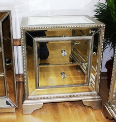 Комод зеркальный 10-28 ( MAGIC MIRROR )