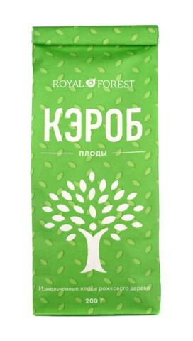 Плоды рожкового дерева (Испания), 200 г,  Royal Forest