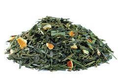 Чай зеленый с имбирем, 100г