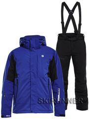 Горнолыжный костюм 8848 Altitude Gainer Blue Cadore мужской