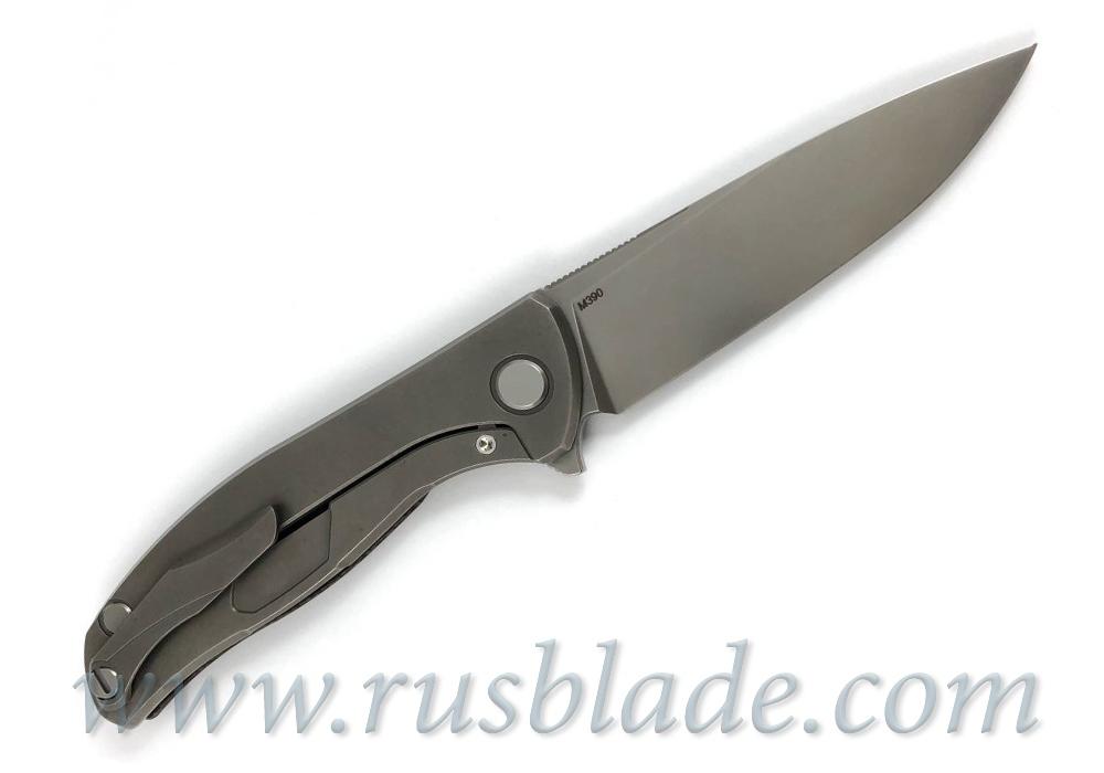 Shirogorov HATI-R M390  Alutex Brown MRBS